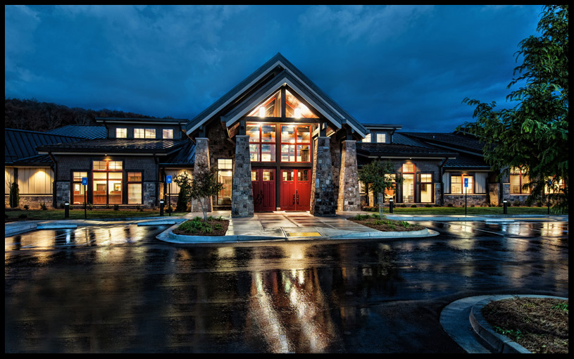 Commercial Architecture Photography | Commercial Photographer